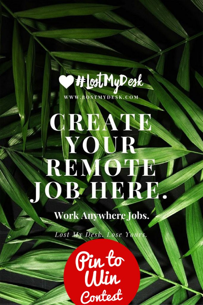 be in the win a free lost my desk t shirt or a 5000 visa gift card - I Lost My Job Now What What To Do When You Lose Your Job